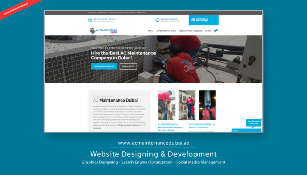 Ac Maintenance Company Dubai