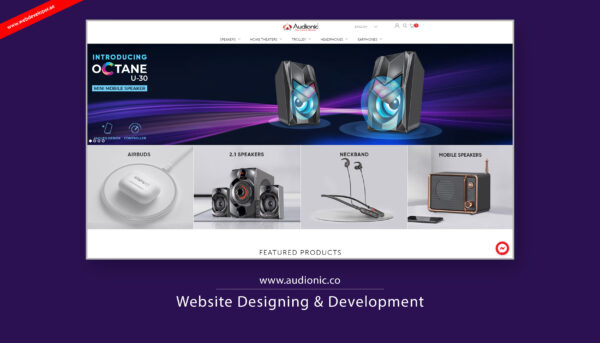 Audionic The Sound Master Pakistan