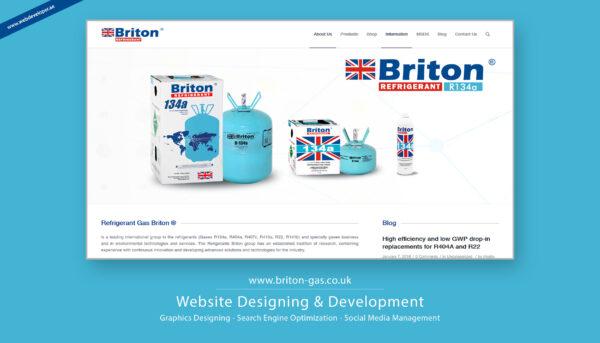 Briton Gas United Kingdom