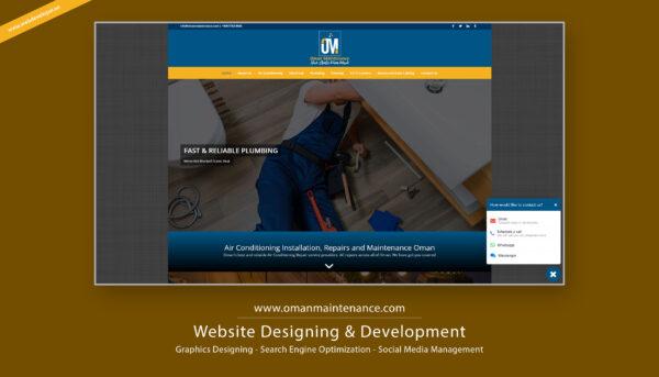 Oman Maintenance Company