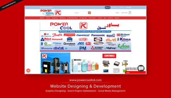 Power Cool Trading Dubai